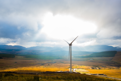 Knockaneden wind farm, Ireland Photo: Mainstream Renewable Power
