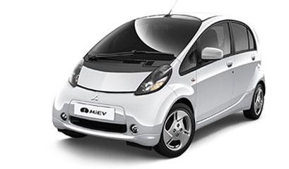 Mitsubishi's i-MIEV