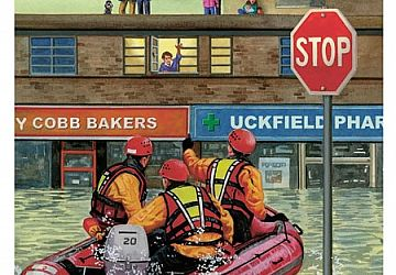 Thumbnail : The Prince of Wales's New Ladybird Book on Climate Change Takes Wing