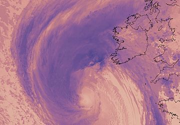 Thumbnail : Future Hurricanes Could Hit European Shores