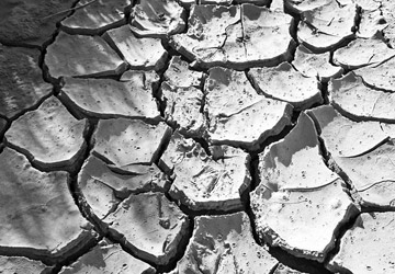 Drought in Portugal. Photo: Bert Kaufman