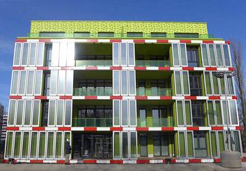 The World S First Bioalgae Building Green Jobs