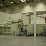 Turbine Hall at Olkiluto 2. Photo TVO