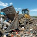 A landfill truck. Photo: Green Alliance