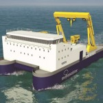 HF4 Advanced vessel for marine energy operations